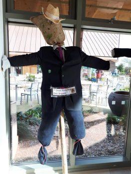 Girls' Brigade Scarecrow